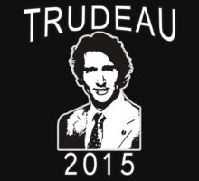 JUSTIN TRUDEAU FOR CANADA Kids Clothes