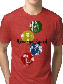 Revenge Squad Tri-blend T-Shirt