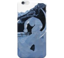 Ice Sculpture.   iPhone Case/Skin