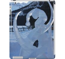 Ice Sculpture.   iPad Case/Skin