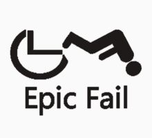 Wheelchair epic fail by connor95