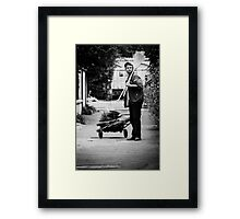 OnePhotoPerDay Series: 260 by L. Framed Print