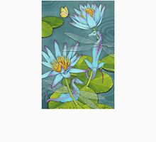 Dragonflies and Lotus Unisex T-Shirt