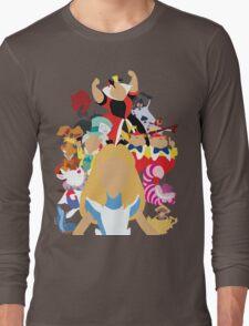 Curiouser and Curiouser... Long Sleeve T-Shirt