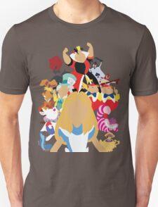 Curiouser and Curiouser... T-Shirt