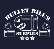 Bullet Bills Surplus Kids Tee