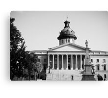 South Carolina State House Study 1  Canvas Print