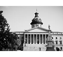 South Carolina State House Study 1  Photographic Print