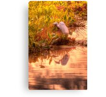 Dawn Mannington Meadows, It's Going to be a Great Day Canvas Print