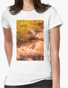 Dawn Mannington Meadows, It's Going to be a Great Day Womens Fitted T-Shirt