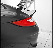 Porsche 997 GT3 RS Rear Wing by Adam Kennedy