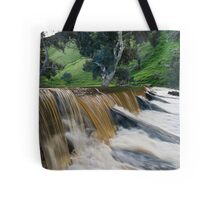 Marne River ford Tote Bag