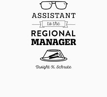 The Office Dunder Mifflin - Assistant to the Regional Manager Unisex T-Shirt