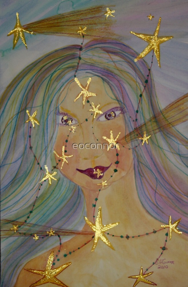 Universal Star  Child by eoconnor