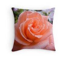 Spring Showers. Throw Pillow