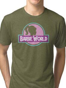 Barbie World Tri-blend T-Shirt