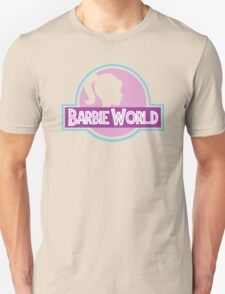 Barbie World Unisex T-Shirt