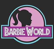 Barbie World by theleviathan
