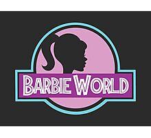 Barbie World Photographic Print