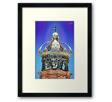 Church Tower Crown #4 Framed Print