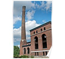 Abandon Chocolate Factory Poster