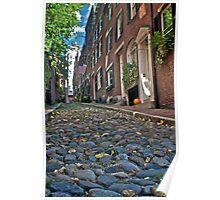 Acorn Street - The Servants Quarters Poster