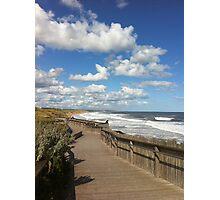 Foamy Logans beach IIIIIII Photographic Print