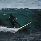 Kelp Surfing by UncaDeej