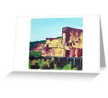 Patea Freezing Works: Derelict XI Greeting Card