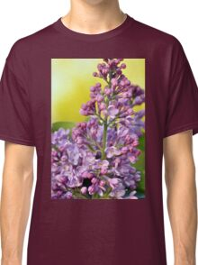 Oh the Aroma of Lilacs Classic T-Shirt