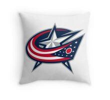 Washington Capitals Old Throw Pillow