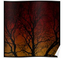The Haunted Old Tree Poster