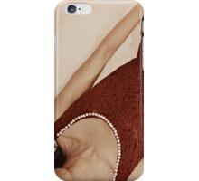 girl ii iPhone Case/Skin