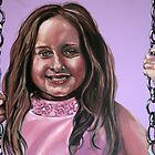 """""""Portrait Of Ella"""" by Katie Young"""