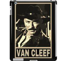 What Ever Happened to Lee Van Cleef? iPad Case/Skin