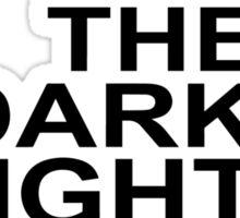 Knight Dark Sticker
