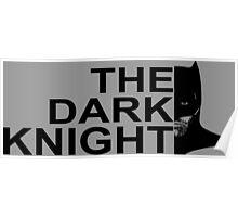 Knight Dark Poster
