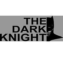 Knight Dark Photographic Print