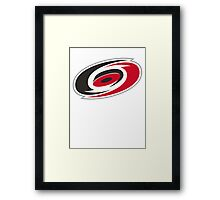 Carolina Hurricanes Framed Print