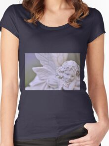 Fairy, As Is Women's Fitted Scoop T-Shirt