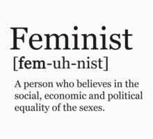 Feminist by thesaratonin