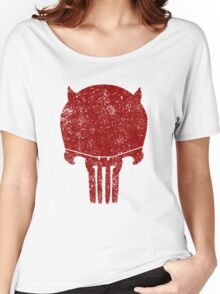 PUNISHURDOCK Women's Relaxed Fit T-Shirt