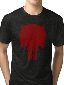 PUNISHURDOCK Tri-blend T-Shirt