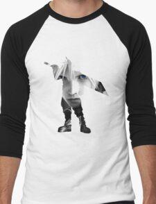 Cloud Strife  Men's Baseball ¾ T-Shirt