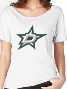 Dallas Stars Women's Relaxed Fit T-Shirt