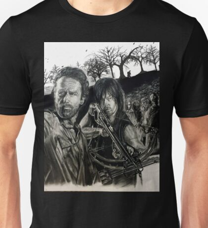 The Dead are Walking Unisex T-Shirt