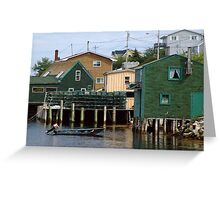 West Dover (5) Greeting Card