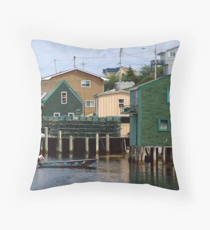 West Dover (5) Throw Pillow