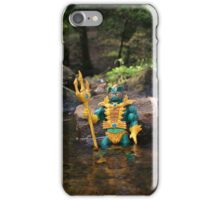 Masters of the Universe Classics - Mer-Man 2 iPhone Case/Skin
