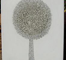 MicroDoodle Topiary by Jeffery Gauss